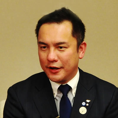 Eikei Suzuki (Governor of Mie pref.)