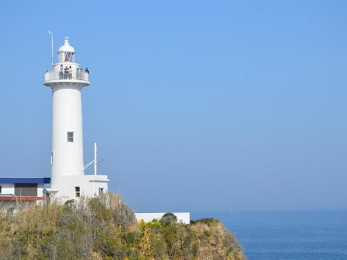 大王岬灯台2
